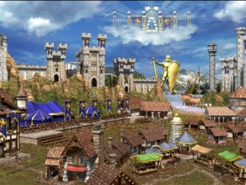 HOMM3 castle - The best castle for new players in HOMM3