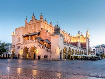sala - paesaggio da parte di Cracovia