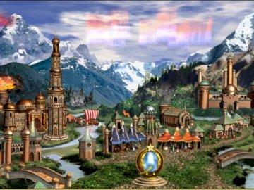 Conflux Homm3 - Most OP castle from Heroes 3 because of big Phoenix grow