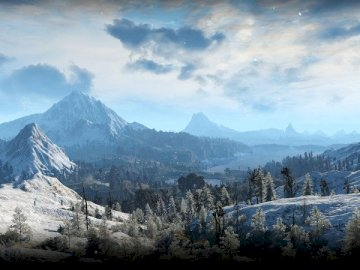 Skellige - Beutifull picture from great game