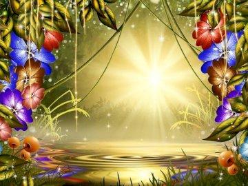 sprazzi di luce e fiori - sprazzi di luce e fiori
