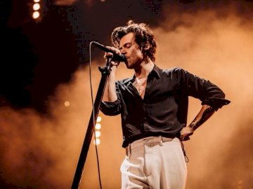 Harry Styles - Harry Styles w Houston w Teksasie na żywo w trasie
