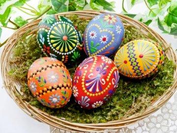 Wielkanoc - Ilustracja wielkanocna