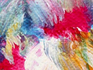 Bunte Flecken - Die Kraft der Farben im Bild