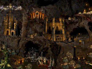 HOMM3 Dungeon - One of my favourites castles in Heroes 3