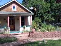 σπίτι με κήπο - μικρό σπίτι με κήπο