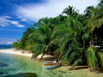 Panama  - wildlife clean beaches