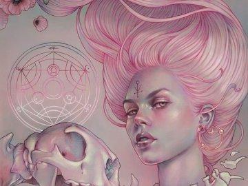 dolce morte rosa - Le persone che vivono profondamente non hanno paura della morte.
