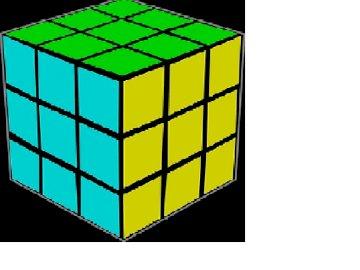 Rubik's cube - Placez le Rubik's Cube
