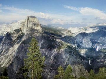 Yosemite National Park, United States - Amazing park in the US, Yosemite National Park