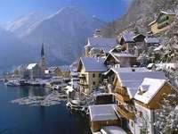 Hallstatt - Χάλστατ το χειμώνα, Αυστρία