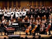 Chor mit Orchester