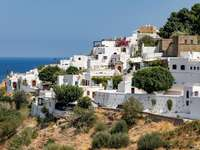 Panorama - Rhodes Greek Island ------