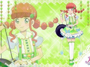 海 老 原 な こ (Nako Ebihara) - Ak 故事 的 其他 角色 , 來自 名古屋 的 本地 偶像 , 是 雙人 團體 Collezione