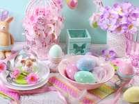 Paste, decoratiuni, oua de Paste