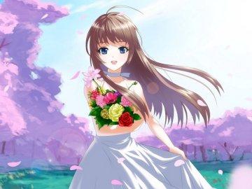 die Prinzessin des Frühlings - die Prinzessin des Frühlings