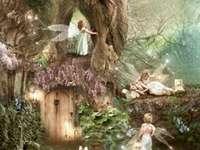 House of fairies - Författare: Lisa Cohen