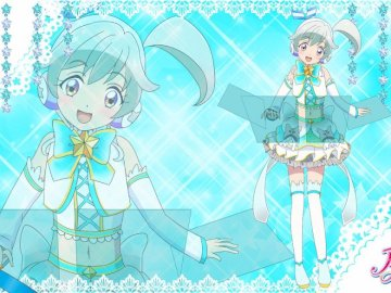 可可 (Coco) - Ik 故事 的 其他 角色 , 導覽 系統 「Aikatsu Navi」 的 AI , 擔任 協助 偶像 們