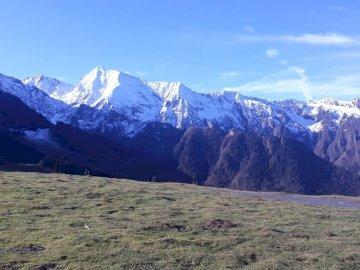 góra2020 - zaśnieżone góry