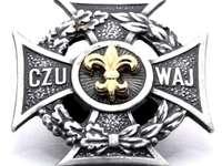 Simbolismo ZHP - Cruz Scout creada en 1912
