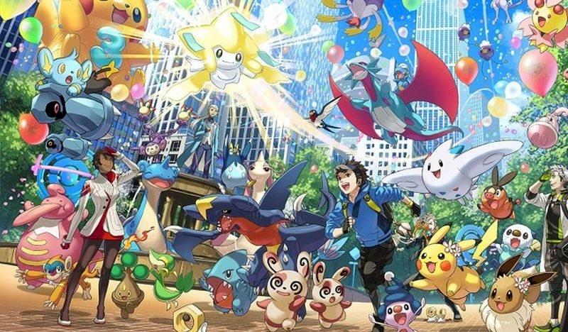 Pokemon! online pussel