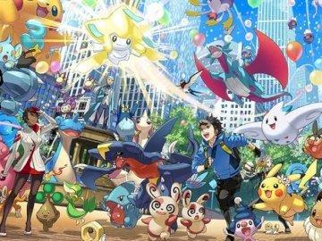 Pokemon! - Conte de fées Pokémon emblématique