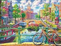 Painted Amsterdam. - Painted Amsterdam