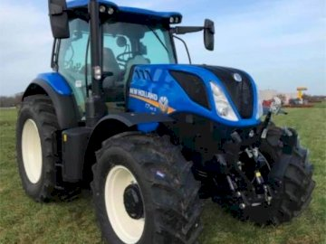 New Holland - Trator new holland
