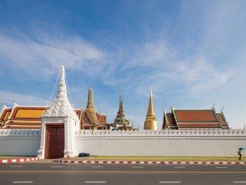 Tailandia - Wielki Palac Królewski - Bangkok