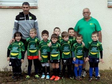 LOTLEMANCERUGBY U6 - Ta łamigłówka reprezentuje zespół U6 sezonu szkolnego rugby LOT LEMANCE 2019-2020.