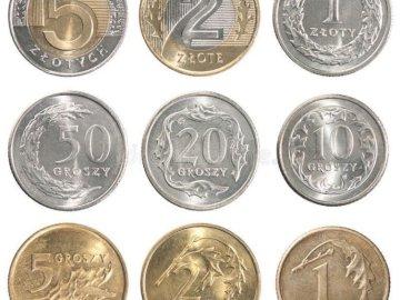 polskie pieniądze - polskie pieniądze zł