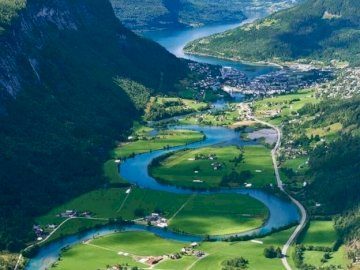 Norwegia - niesamowite miejsca na ziemi