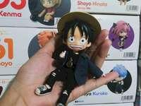 Monkey D. Luffy - Luffy, framtida piratkung i ett stycke
