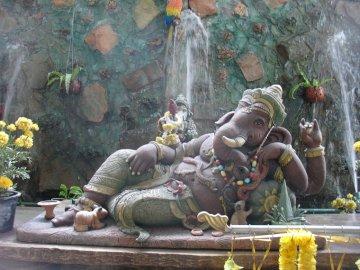 Ganesha à Chiang Mai - Ganesha à Chiang Mai