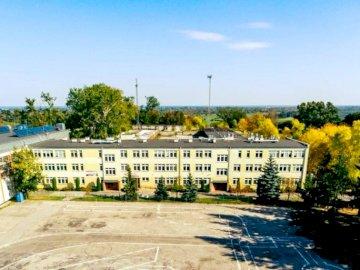 BÂTIMENT IMS Sec. E. GIERCZAK - École de gastronomie à Góra Kalwaria