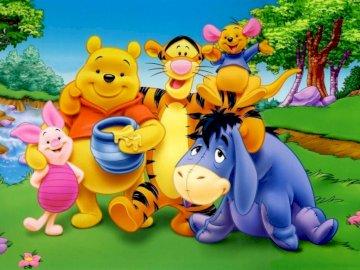 Winnie the Pooh - Winnie the Pooh and Friends