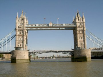 Thames and its bridge - Thames and its bridge