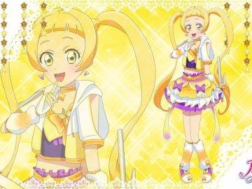 日 向 繪 麻 - Cat 故事 的 主要 角色 , 星 睦 學園 偶像 科學 生 , 是 雙人 團體 Honey Cat �