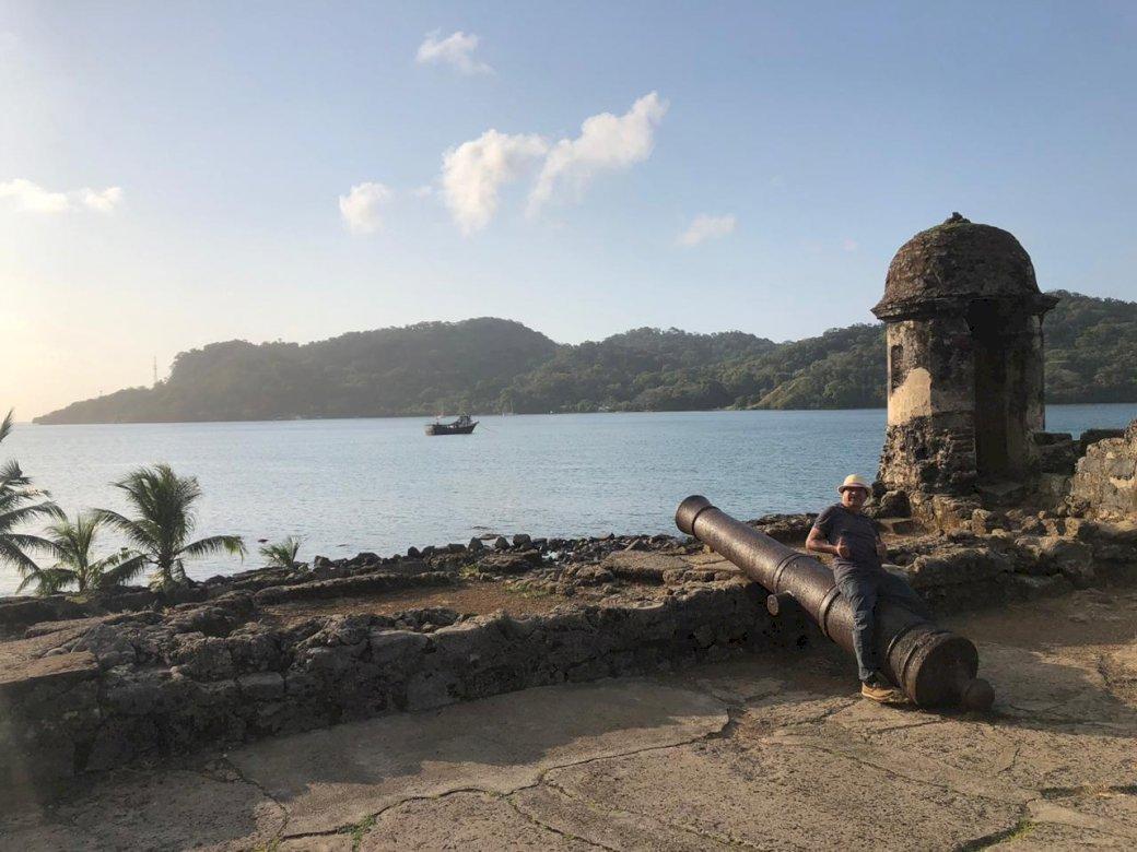 Plaża w Panamie puzzle