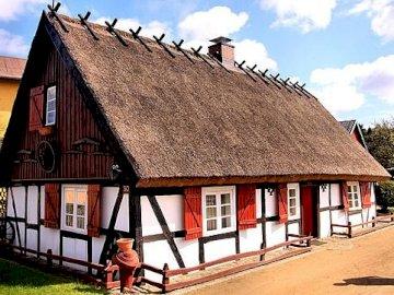Cottage cachoube - vieux chalet cachoube