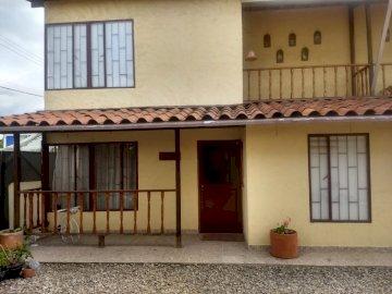 Saint Cecilia - little house in canelon cajica