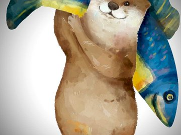 World Beaver Day - Today is the Feast of all Beavers. One hundred years! Beavers are a species of amphibious rodent fro