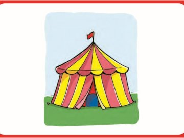 A CIRCUS - ILLUSTRATION AS AN INTRODUCTION TO HISTORY