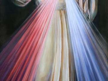 miłosierdzie - obraz Jezusa miłosiernego