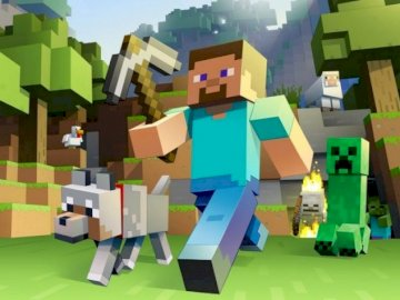 minecraft - Puzzle - Minecraft for all lovers