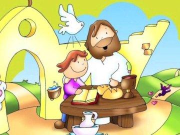 Jezus nigdy cię nie opuszcza - Jezus jest zawsze z tobą, nigdy cię nie opuszcza