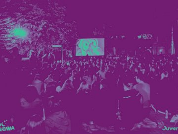 Cinema Night - Cinema Night on the university campus