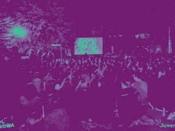 Kinonacht - Kinonacht auf dem Universitätsgelände