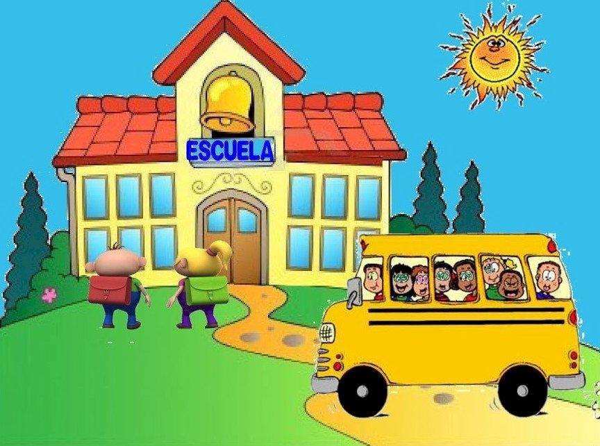 minha escola - Escola primária para crianças (3×2)