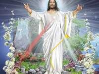 Ο Ιησούς ανέστη - η πρώτη μου προσπάθεια